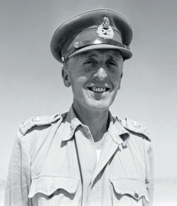 Lieutenant-General Brian Horrocks (1895-1985), commander of XXX Corps. James Gavin, commander of 82nd Airborne, considered him 'the finest general officer I met during the war'.