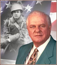 Private First Class Charles Durning