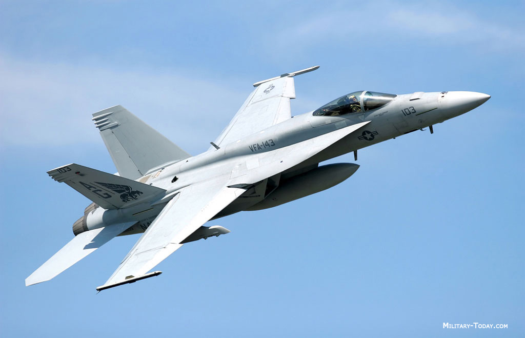 Super Hornet, o vencedor do F-X2? (http://www.military-today.com)