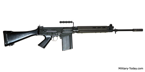 Image result for FN FAL