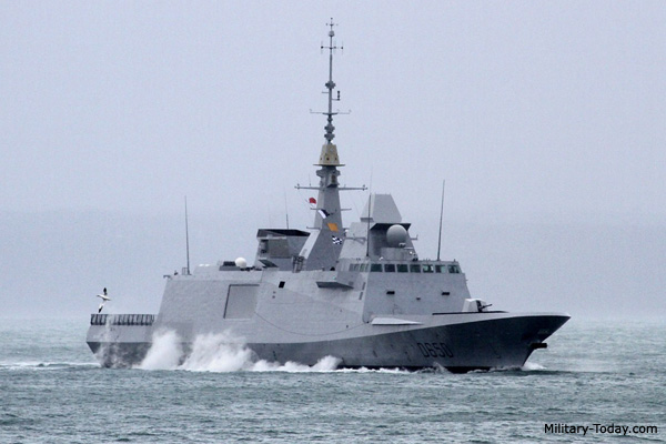 Image result for frigate Aquitaine
