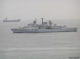 MEKO 360 class frigate