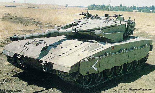 Merkava Mk.3 Main Battle Tank | Military-Today.com