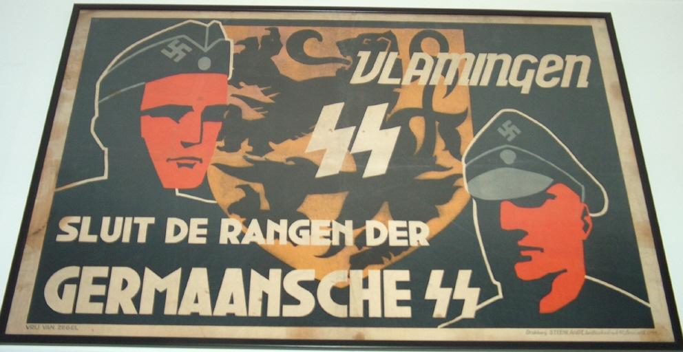 Afbeeldingsresultaat voor Algemeene SS Vlaanderen