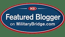 Featured Military Bridge Blogger