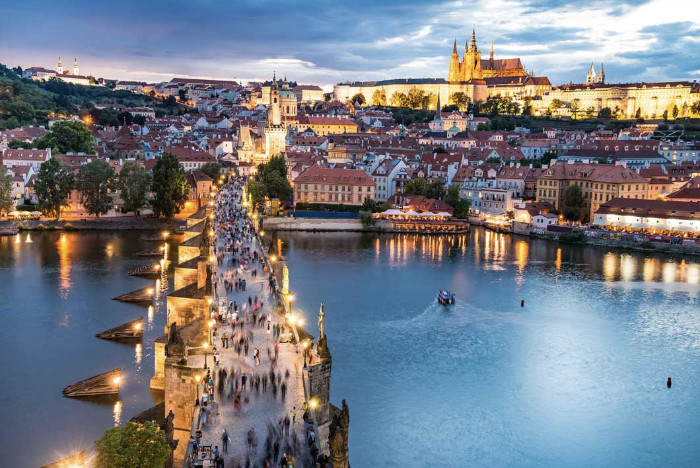Military Discounts on all River Cruises Charles Bridge Prague