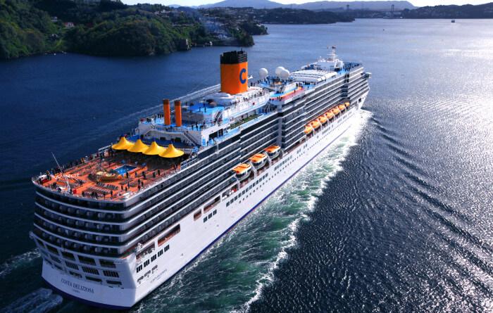 Costa cruise deals for military and veterans Costa Deliziosa