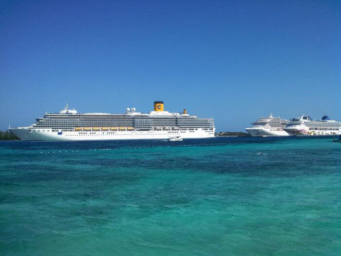 Costa Ship Caribbean Cruise Deals