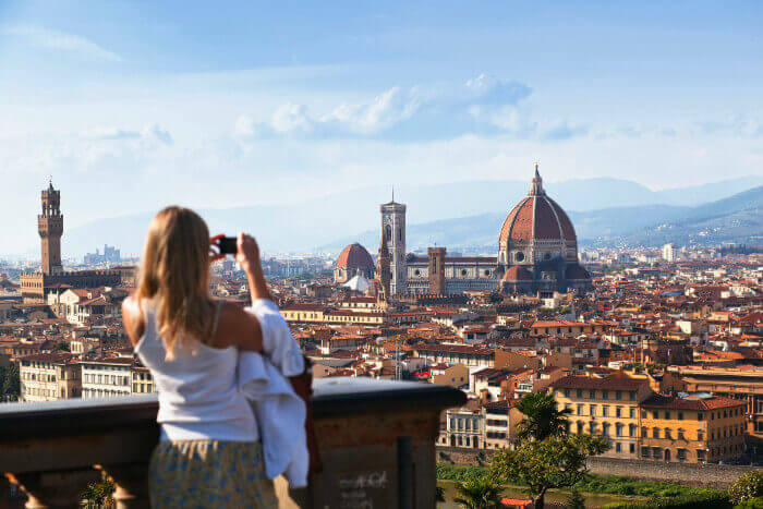 Military and Veteran Discount Cruises to Europe Florence Italy