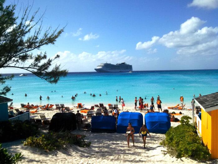 Half Moon Cay Caribbean Cruise