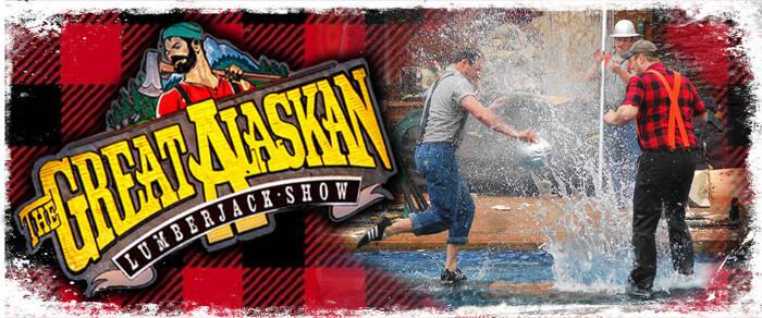 Alaska Cruise Discounts for Military and Veterans Lumberjack Show Ketchigan