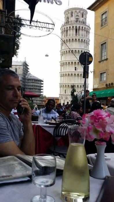 Western Mediterranean Cruise Military and Veteran Discount Pisa Flowers