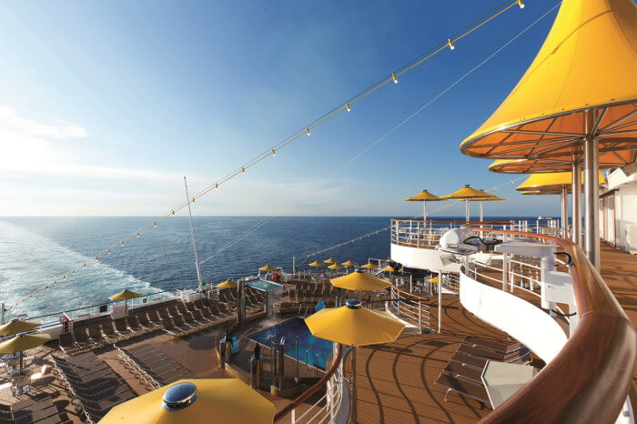 Costa cruise deals for military and veterans Costa Cruise Deck