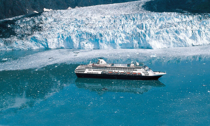 Alaska Cruise Discounts for Military and Veterans Cruise To Glaciers In Alaska