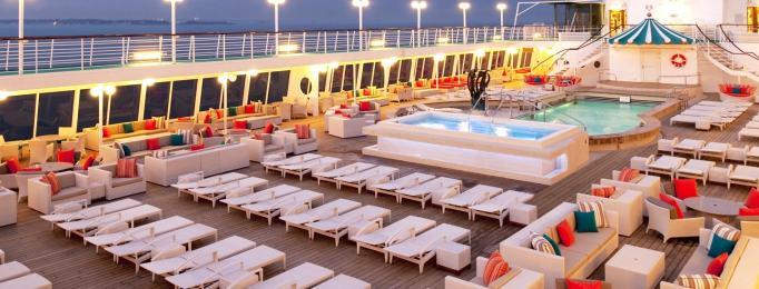 crystal symphony cruise deck