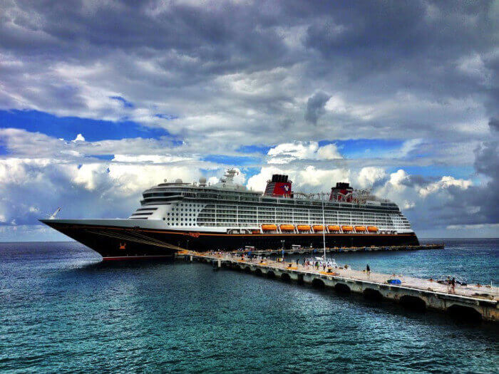 Disney cruise military and veteran discount Ship Cozumel