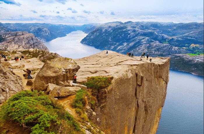 Pulpit Rock Stavanger Norway