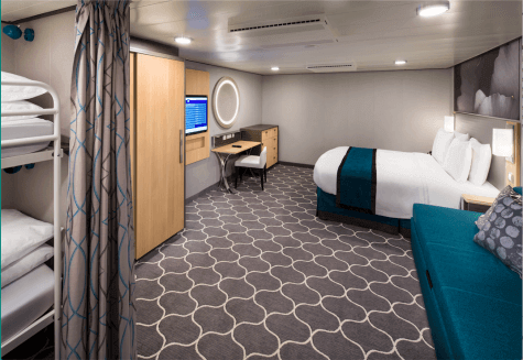 Find Deals RCL Family Interior For 5