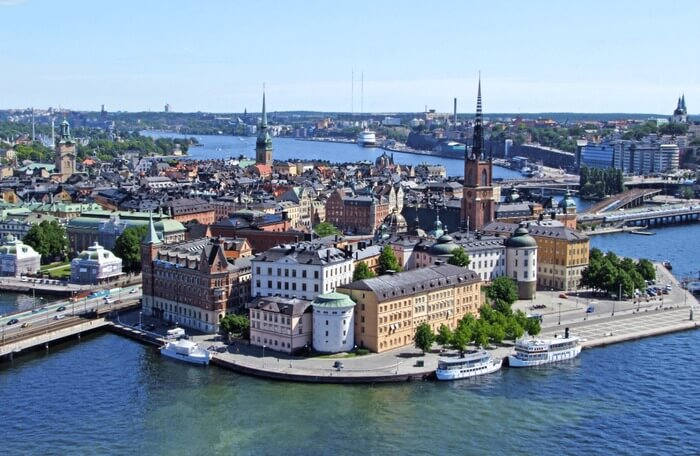 Baltic Russia Cruise Military and Veteran Discount Stockholm