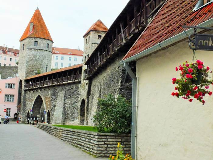 Baltic Russia Cruise Military and Veteran Discount Tallinn