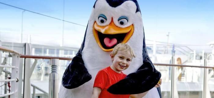 Find Deals Madagascar Penguin on RCL