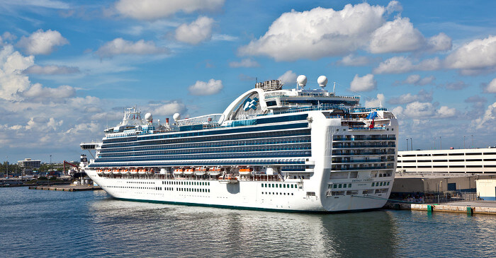 military and Veteran discounts on Princess Cruises