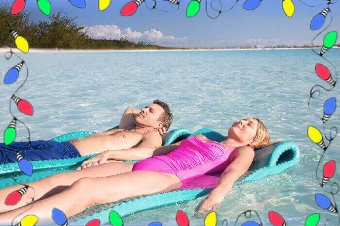 Thanksgiving and Christmas Cruise Deals for Military and Veterans Half Moon Cay Hollands Caribbean Cruise Port