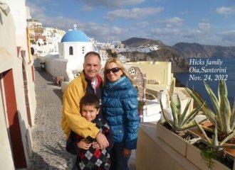 Jennifer Santorini Eastern Mediterranean