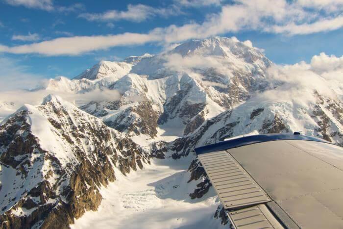 shore excursions Denali Flight Tour