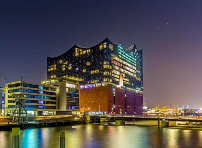 shore excursions Elbphilharmonie Guided Tour