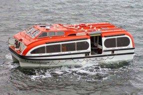 Lifeboat Tender 1