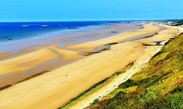 Beaches Of Normandy Military and Veteran Discounts on all Northern Europe Cruises