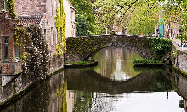 Bruges Canal Military and Veteran Discounts on all Northern Europe Cruises