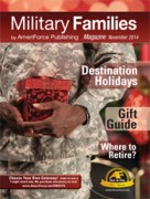 Military Disney Tips featured in Military Families Magazine