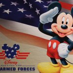 Disney's Armed Forces Salute Renewed for October 2013 - September 2014