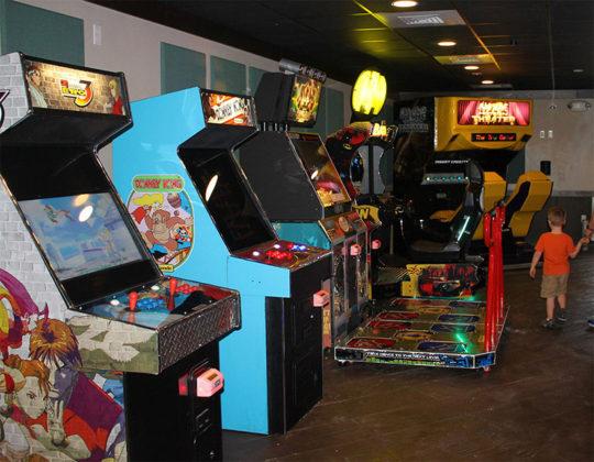 Evergreens Arcade