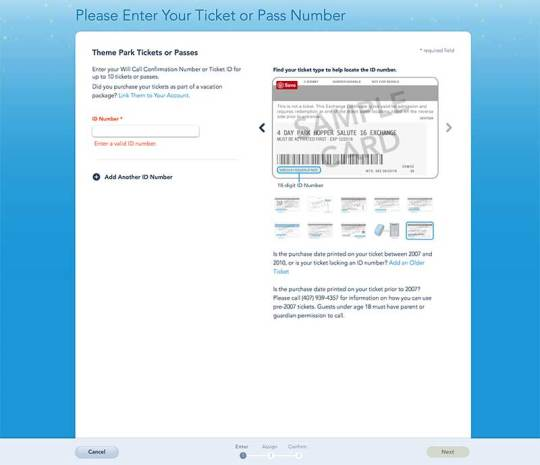 Linking-Military-Disney-Tickets-for-FastPass