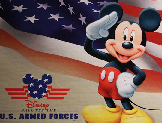 Disney's Armed Forces Salute Has Been Renewed for 2014-2015