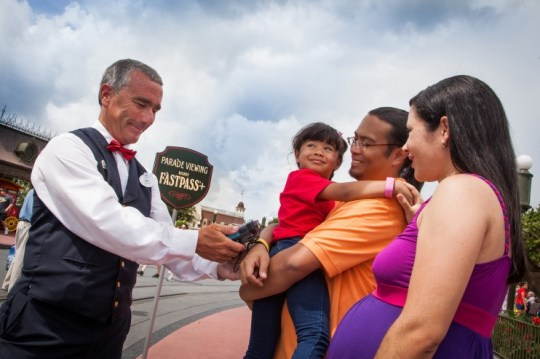 FastPass Plus, Will it work for you? Image © Disney