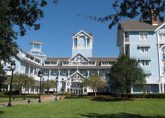 Walt Disney World's Beach Club Resort