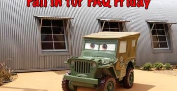 FAQ Friday at Military Disney Tips