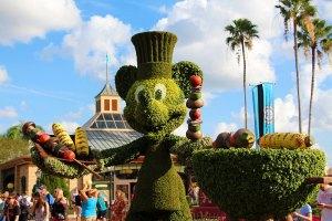 Foodie Dreams Come True at Disney World's Food & Wine Fest