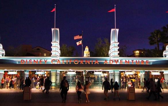 Disney California Adventure Military Ticket