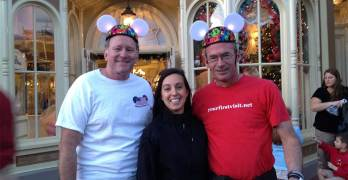 Meet Steve Plus Dave and Josh (Expert WDW Bloggers and Disney Guidebook Authors)