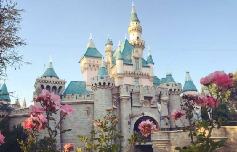 Sleeping Beauty Castle - Disneyland Tips and Tricks
