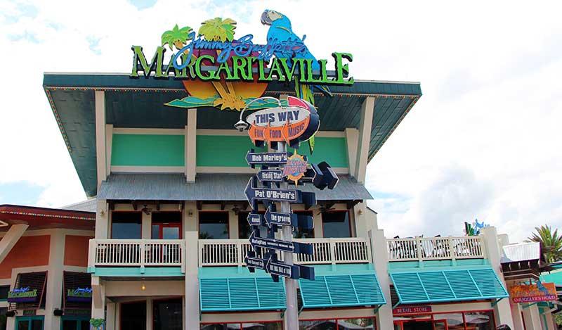 Universal Orlando Military Discount Margaritaville