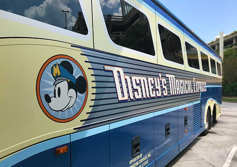 Your Guide to Walt Disney World Transportation