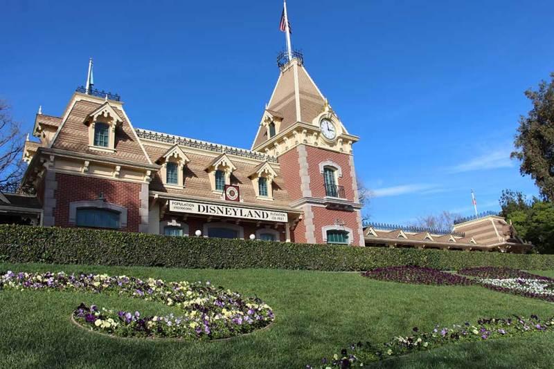 Disneyland for Military