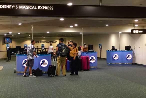 MDT Guide to Orlando International Airport Disney's Magical Express