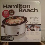 #FranksRedHot & #HamBeach slow cooker join forces…